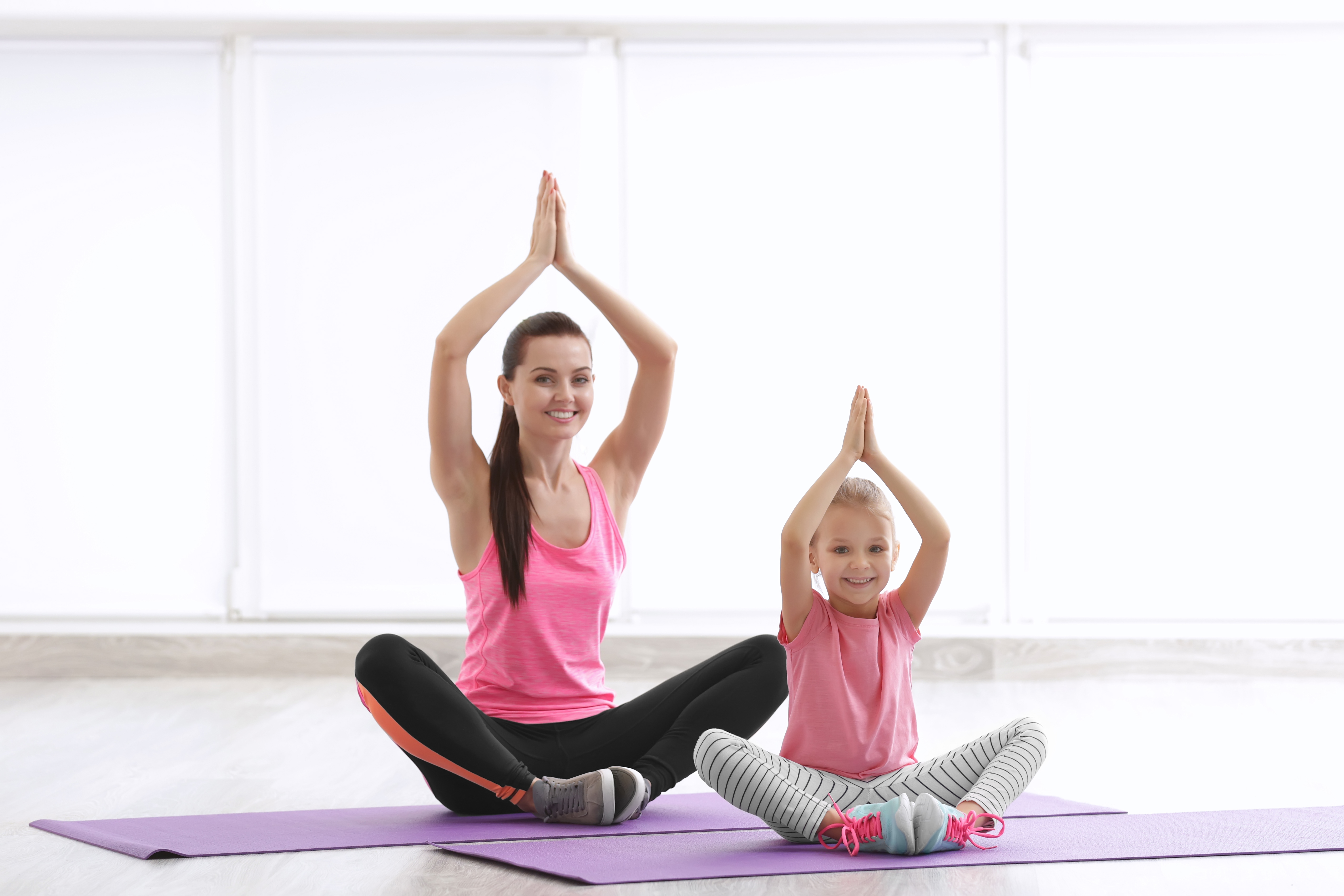 Eltern – Kind – Yoga